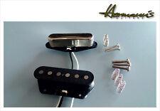 Telecaster Custom Alnico 2/5 Pick Up Set, N 7,8K / B 11 K, Handgewickelt  TOP