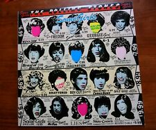 Rolling Stones - Some Girls - Lp Record