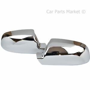Chrome wing mirror cover caps fits Audi A5 2009-2012