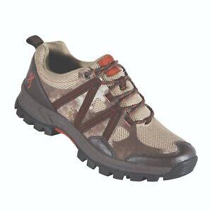 Browning Mens Glenwood Trail Shoe A Tacs AU/Mulch