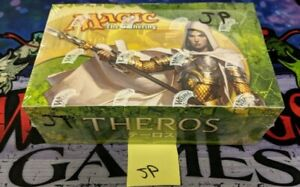 1x  Theros: Japanese: Booster Box New Sealed Product - Magic: The Gathering - Fo