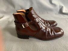 Ralph Lauren vintage brown 1990's jodhpur/paddock boots-6.5B