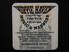 HIPPIE HAVEN TAKE THE TRIP MUSIC & MADNESS TECOMA 752 5711 COASTER
