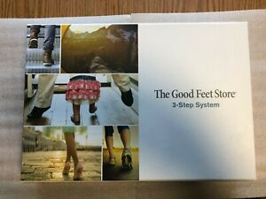 The Good Feet Store 3 Step System--Used in Nice Shape--***Read Description***