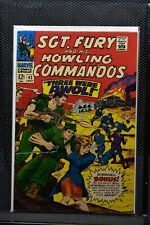 Sgt Fury and His Howling Commandos #42 Marvel Silver Age Comic 1967 Stan Lee 8.0