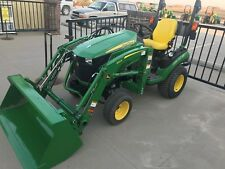 2016 John Deere 1025R Compact Tractor With Loader #149705