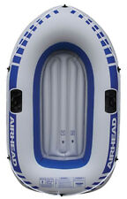 Airhead Lightweight Single Person Lake River Pond PVC Inflatable Boat | AHIB-1