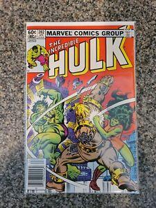 Incredible Hulk #282 VF Newsstand 1st Hulk & She-Hulk Team Up Key Disney+ MCU