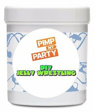 Jelly Wrestling DIY Kit with Pool - Australian Made