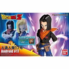Figure-rise Standard Dragon Ball Android #17 Model Kit Bandai New from Japan F/S