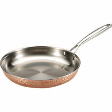 Bergner BGIC-3662 Infinity Chefs De Lux 28 cm Copper Tri-Ply Fry Pan