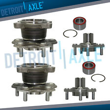 Front Wheel Bearing Rear Hub Assembly for 2002-2006 Nissan Altima V6 w/ABS