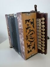 Ziehharmonika G&C Vintage Musikinstrument alt