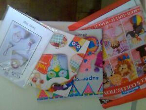 165 sheets Felt plus 2 excellent condition books and patterns  23 cm x 30cm new
