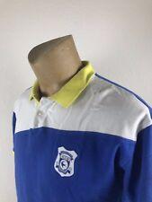 Cardiff City Fc Soccer Football Blue Bird City Street Wear Rugby Polo Shirt