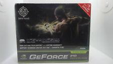 Geforce 210 Cuda PCI Epress 16 512 MB DDR