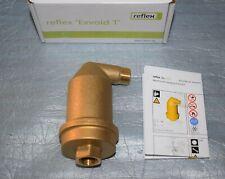 Purgeur d'air automatique REFLEX EXVOID T 1/2 10 bar / 110°C  réf.9250000 neuf