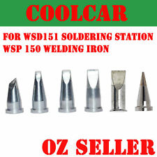SOLDERING STATION Iron Tip LHT Lead Free FOR Weller 150W   WSP150 WSD151 OZ