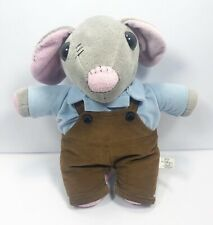 New listing World War Z Subway Sam Talking Plush Mouse Paramount Pictures 13� Stuffed Toy