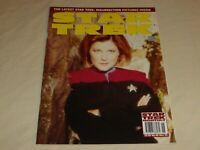 Star Trek The Official Monthly Magazine UK Titan 46 Insurrection Janeway