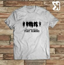 Peaky Blinders (Don't f**k with...) T-shirt (Small,Medium,Large,XL)