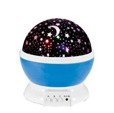 Nice  Rotating Projector Starry Night Lamp Star Sky Romantic Projection Lamp Dec