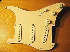 Fender Loaded Strat Pickguard Custom Shop '54 All Mint Green 7 Way Or Any Color