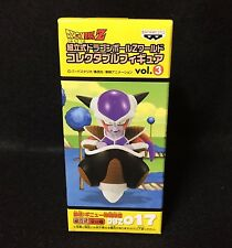 FREEZER Dragon Ball Z Super World Collectable Figure DWC DBZ017 WCF Japan Auth