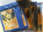 5 Grizzly Tarps ~ Standard Duty 5' X 7'  ~ Poly Blue ~ Camping ~ Shelter