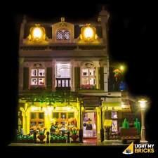 LIGHT MY BRICKS - LED Light Kit for LEGO  Parisian Restaurant 10243 set - NEW