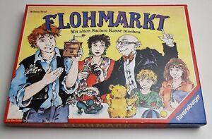 Ravensburger Flohmarkt Spiel Brettspiel Kinderspiel Gesellschaftsspiel OVP