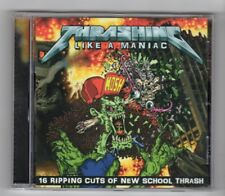 (HZ102) Thrashing Like A Maniac, 16 tracks various artists - 2007 CD