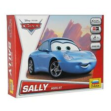 Zvezda Disney Pixar Cars Sally 1/43 Scale Model Snap Kit 2015