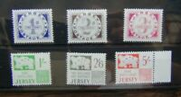 Jersey 1969 Postage Due set to 5s MNH SGD1 - SGD6