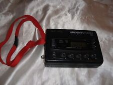 VINTAGE SONY WALKMAN WMFX28 AM FM RADIO STEREO CASSETTE PLAYER