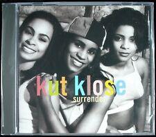 "KUT KLOSE / KEITH SWEAT ""SURRENDER"" 1995 CD ALBUM 11 TRACKS ~RARE~ HTF *SEALED*"