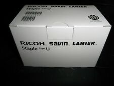 Genuine Ricoh Savin Lanier Staple Type U 404235 Saddle Stitch Cartridge (5,000)