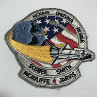 Vintage NASA Patch Space Shuttle Challenger Unused Space Themed Patch