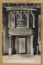 Cpa château de Blois aile de Louis XII - la cheminée du porc épic bes045