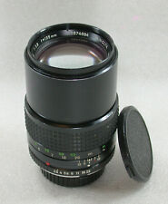 Minolta MC Tele ROKKOR 135mm F2.8 Manual Focus Telephoto Lens No. 1674684