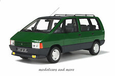 Renault espace 2000 tse-vert-année 1984 - 1:18 OTTOMOBILE 622
