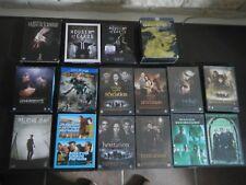 Lot DVD et Bluray (Twilight, Game Of Throne...)
