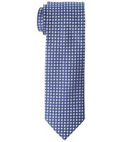 """Eton Men's Navy Neat Square 100% Silk Neck Tie New with tags 58""""  England $155"""