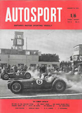 January Autosport Weekly Magazines