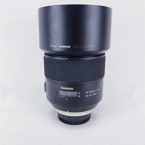 TAMRON SP 85MM F/1.8 Di VC USD LENS F016 FOR NIKON (PB1016213)