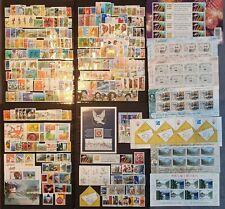 Schweiz 1990-1999, Sammlung mit Blocke, Kleinbogen MNH postfrisch - siehe Foto