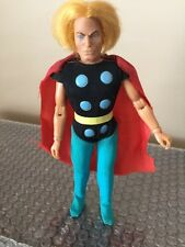 "Mego Thor 8"" T2  WGSH 100% Original 1974 Body 1975 Head"