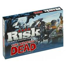 Riesgo-The Walking Dead-Edición De Supervivencia
