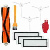 Part Filter Main Side Brush Mop For Xiaomi Roborock Robot S50 S51 Vacuum Cleaner