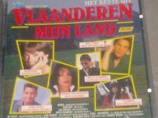 Het beste uit VLAANDEREN MIJN LAND (CD) Bart Kaëll, Ingeborg, Will Tura, Yasmine
